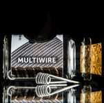 MULTIWIRE CLAPTON COIL BY VAPECUSTOM WORKSHOP