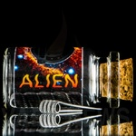 ALIEN CLAPTON COIL BY VAPECUSTOM WORKSHOP