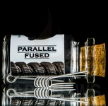 PARALLEL FUSED CLAPTON COIL BY VAPECUSTOM WORKSHOP