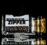 ZIPPER COIL BY VAPECUSTOM WORKSHOP