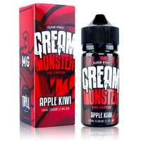 Жидкость Cream Monster - Apple Kiwi