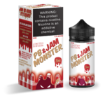 Жидкость Jam Monster - PB & JAM MONSTER STRAWBERRY (Limited Edition)
