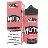 Жидкости One Hit Wonder - Mini Muffin Man Salt Nicotine