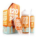 Жидкость Mad Hatter Juice - 120 POP Cream Pop