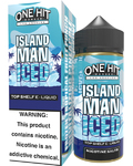 Жидкости One Hit Wonder - Island Man Iced Salt Nicotine