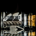 STAGGERED CLAPTON COIL BY VAPECUSTOM WORKSHOP