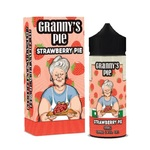 Жидкость Granny's Pie - Strawberry Pie